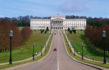 Power-sharing at Stormont collapses