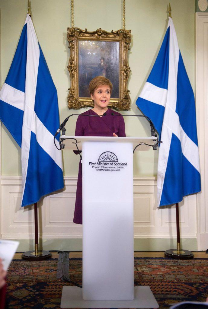"Scottish Government publishes ""Scotland's right to choose: putting Scotland's future in Scotland's hands"" paper"